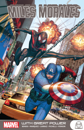 Miles Morales   With Great Power (2019) (Digital) (Zone Empire)