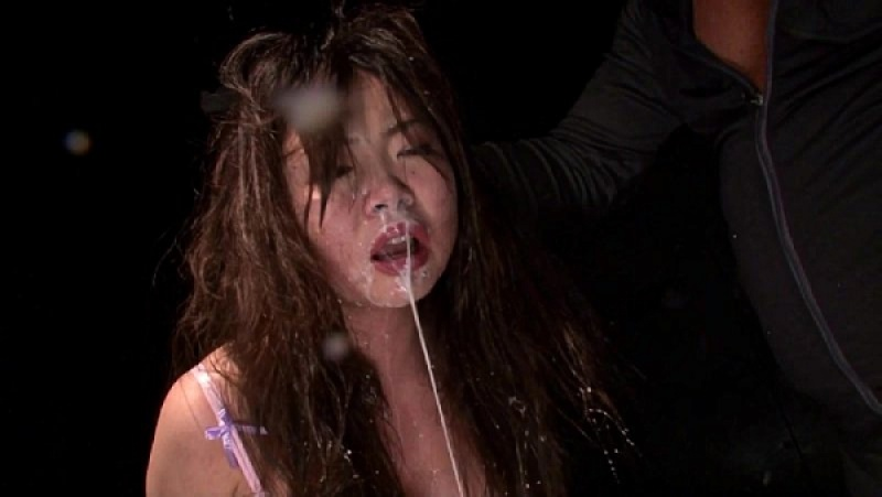 Girl Throat Gagging and Puking - Forced Feed Puke [HD 720P]