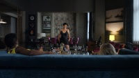 Carrie-Anne Moss - Jessica Jones Season 2 (upskirt/lesbian kiss/sideboob) 1080p (2018)