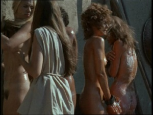 Pam Grier / Margaret Markov / others / The Arena / nude / topless / (US 1973)  FEE5C3oY_t