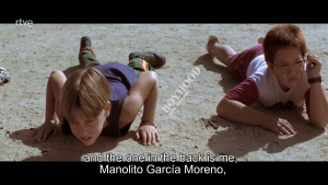 Manolito Gafotas 1999
