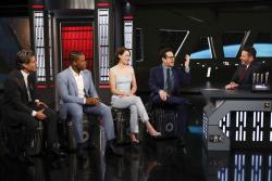 Daisy Ridley - Jimmy Kimmel Live: December 16th 2019