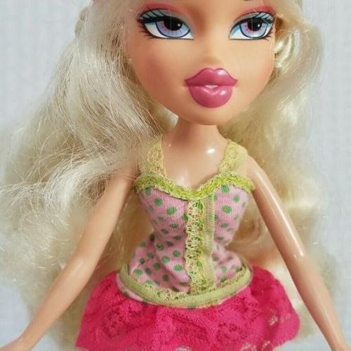 Bratz doll makeover game