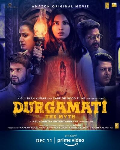 Durgamati-The Myth (2020) 1080p WEB-DL DDP 5 1 ESub-DUS Exclusive