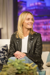 Amber Valletta - Movie Night with Karlie Kloss Season One Episode Six Promotional Photos