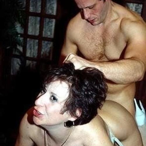 Mature threesome porn