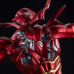 Iron Man Extremis Mark II - Statue (Sideshow) IhDb5HGt_t