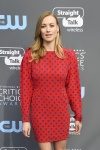 Yvonne Strahovski -         23rd Annual Critics' Choice Awards Santa Monica California January 11th 2018.