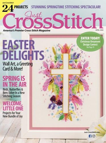 Just CrossStitch - April (2020)