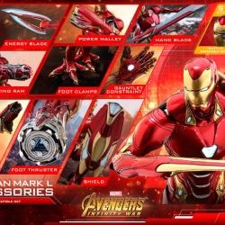 Avengers - Infinity Wars - Iron Man Mark L (50) 1/6 (Hot Toys) 8lrm3vsX_t
