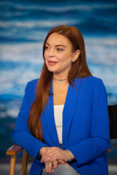 Lindsay Lohan - TODAY: January 11th 2019