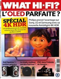 What Hi-Fi France  f 2! vrier (2018)