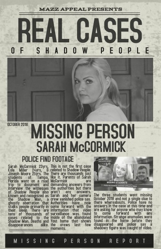 Real Cases of Shadow People The Sarah McCormick Story 2019 1080p AMZN WEBRip DDP2 ...
