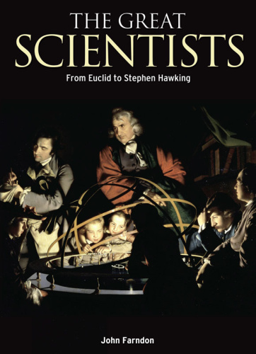 The Great Scientists   From Euclid to Stephen Hawking