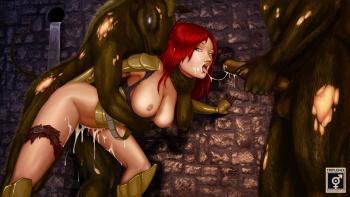 Art by Triplehex (triplehexart, Triple hex)