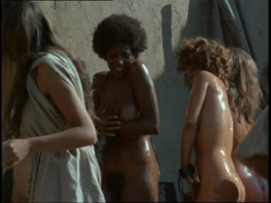 Pam Grier / Margaret Markov / others / The Arena / nude / topless / (US 1973)  SVLhFn0q_t