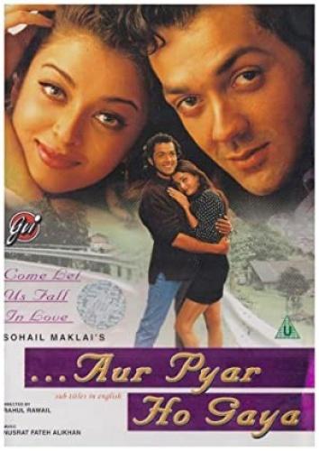 Aur Pyar Ho Gaya 1997 1080p JC WEBDL AVC AAC [DusIcTv]