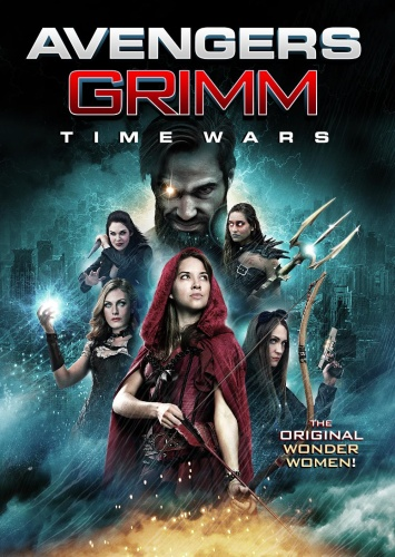Avengers Grimm - Time Wars (2018) 720p BluRay x264 ESubs [Dual Audio][Hindi+English]