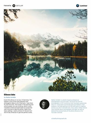 Digital Photographer - June (2020)