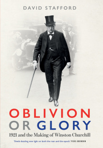 Oblivion or Glory by David Stafford