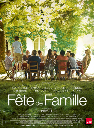 Fete De Famille 2019 FRENCH 1080p WEB-Rip DD 51  HEVC-DDR