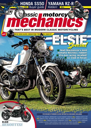Classic Motorcycle Mechanics - Issue 388 - February (2020)