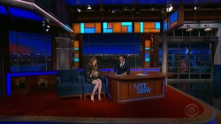 Emma Stone - Late Show With Stephen Colbert - 9-24-2018