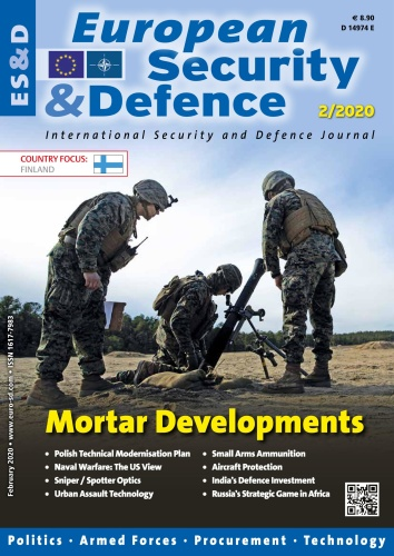 European Security and Defence - February (2020)