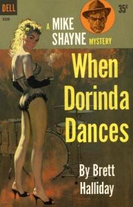 When Dorinda Dances - Brett Halliday