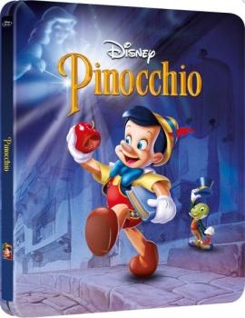 Pinocchio (1940) [Special Edition 2 Blu-Ray] Full Blu-Ray 32+45Gb AVC ITA DTS 5.1 ENG DTS-HD MA 7.1 MULTI