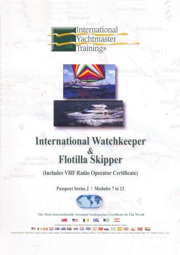 IYT International Watchkeeper & Flotilla Skipper () (2005)