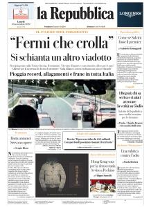 la Repubblica - 25 11 (2019)