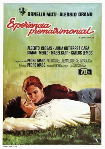 Experiencia prematrimonial (1972)