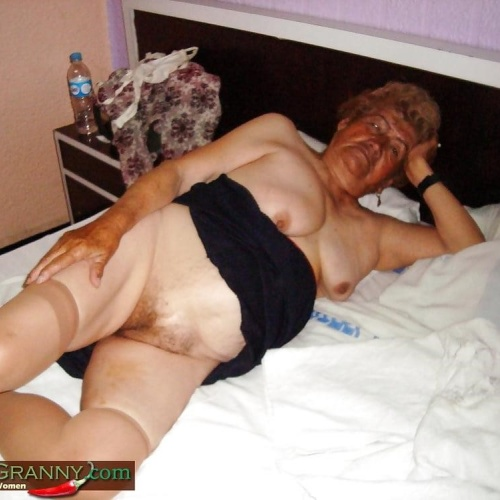 Older mature hairy women