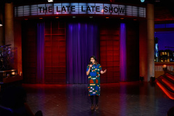 Aparna Nancherla - The Late Late Show with James Corden: April 18th 2018
