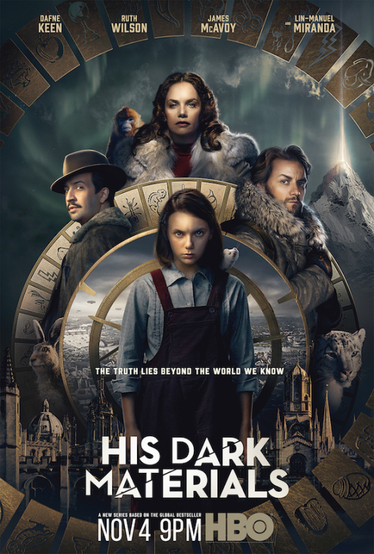 His Dark Materials - Season 1 (2019) - Gdrivemovie.id