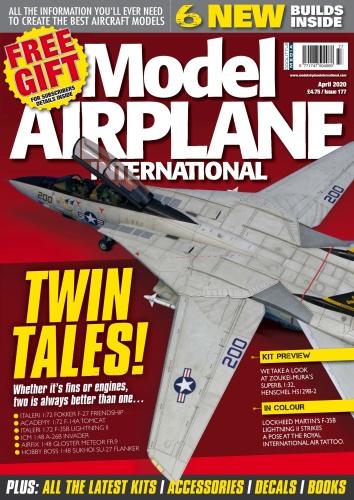 Model Airplane International - April (2020)