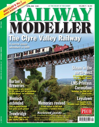Railway Modeller - April (2020)