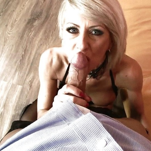 Cougar anal casting
