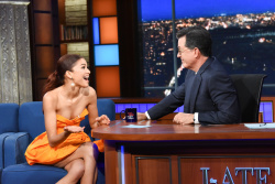 Zendaya - The Late Show with Stephen Colbert: June 25th 2019