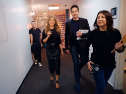 Jennifer Aniston - The Late Late Show with James Corden: December 6th 2018