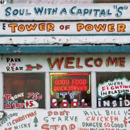 2002   Soul With A Capital ''S''   The Best Of Tower Of Power