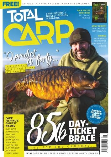 Total Carp - April (2020)