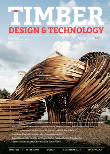 Timber Design & Technology Middle - December (2019)