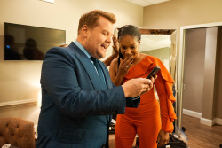 Tiffany Haddish - The Late Late Show with James Corden: September 24th 2018