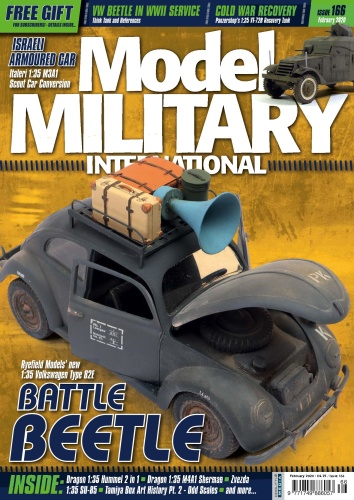 Model Military International - Issue 166 - February (2020)