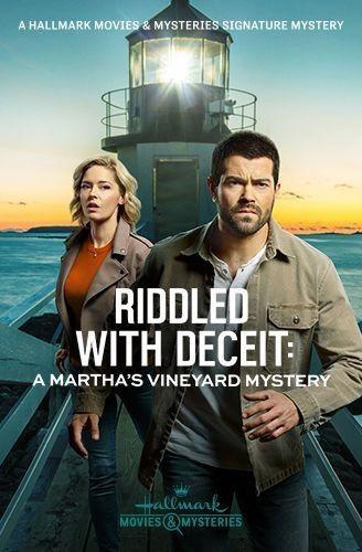 Riddled with Deceit A Marthas Vineyard Mystery (2020) 720p HDTV X264 Solar