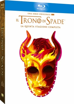 Il Trono di Spade - Stagione 5 (2015) [4 Blu-Ray] Full Blu-Ray 161Gb AVC ITA DD 5.1 ENG TrueHD 7.1 MULTI