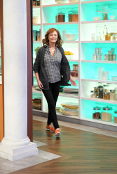 Susan Sarandon - The Chew: November 1st 2017
