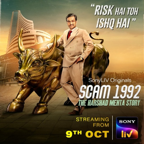 Scam 1992-The Harshad Mehta Story S01 (2020) Ep01-10 1080p Multi WEB-DL AAC ESub-DUS